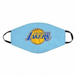Маска для лица Los Angeles Lakers