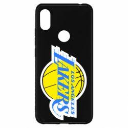 Чохол для Xiaomi Redmi S2 Los Angeles Lakers