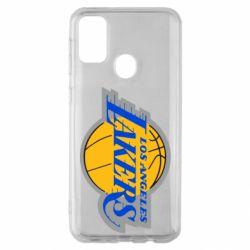 Чохол для Samsung M30s Los Angeles Lakers