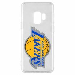 Чехол для Samsung S9 Los Angeles Lakers