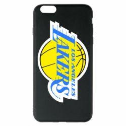 Чохол для iPhone 6 Plus/6S Plus Los Angeles Lakers
