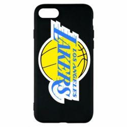 Чехол для iPhone 7 Los Angeles Lakers