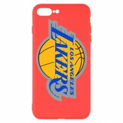 Чехол для iPhone 7 Plus Los Angeles Lakers