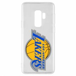 Чехол для Samsung S9+ Los Angeles Lakers