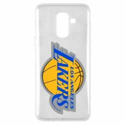 Чохол для Samsung A6+ 2018 Los Angeles Lakers