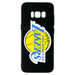 Чехол для Samsung S8 Los Angeles Lakers