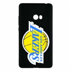 Чохол для Xiaomi Mi Note 2 Los Angeles Lakers