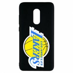 Чохол для Xiaomi Redmi Note 4 Los Angeles Lakers