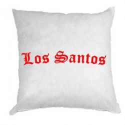 Подушка Los Santos - FatLine