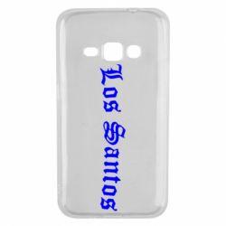 Чохол для Samsung J1 2016 Los Santos