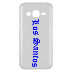 Чохол для Samsung J2 2015 Los Santos