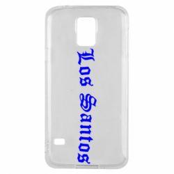 Чохол для Samsung S5 Los Santos