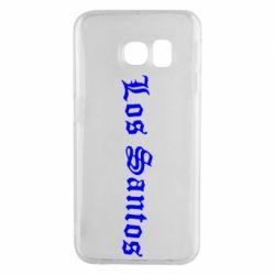 Чохол для Samsung S6 EDGE Los Santos