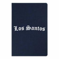Блокнот А5 Los Santos
