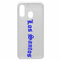 Чохол для Samsung A40 Los Santos