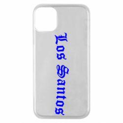 Чохол для iPhone 11 Pro Los Santos
