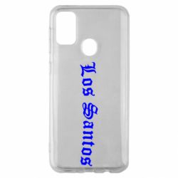 Чохол для Samsung M30s Los Santos