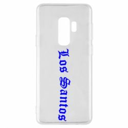 Чохол для Samsung S9+ Los Santos