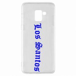 Чохол для Samsung A8+ 2018 Los Santos