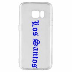 Чохол для Samsung S7 Los Santos