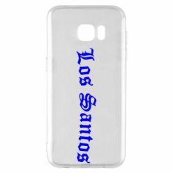 Чохол для Samsung S7 EDGE Los Santos