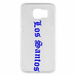 Чохол для Samsung S6 Los Santos