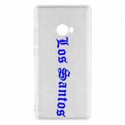 Чохол для Xiaomi Mi Note 2 Los Santos