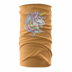 Бандана-труба Кінь з кольоровою гривою