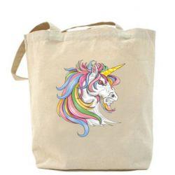 Сумка Кінь з кольоровою гривою