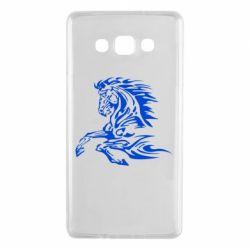 Чехол для Samsung A7 2015 Лошадь