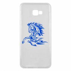 Чехол для Samsung J4 Plus 2018 Лошадь