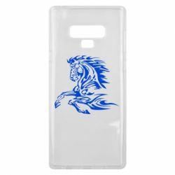 Чехол для Samsung Note 9 Лошадь