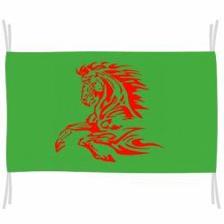 Флаг Лошадь