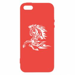 Чехол для iPhone5/5S/SE Лошадь