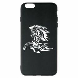 Чехол для iPhone 6 Plus/6S Plus Лошадь