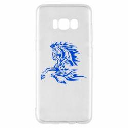 Чехол для Samsung S8 Лошадь