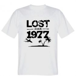 Купить Футболка LOST since 1977, FatLine