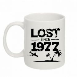 Кружка 320ml LOST since 1977 - FatLine