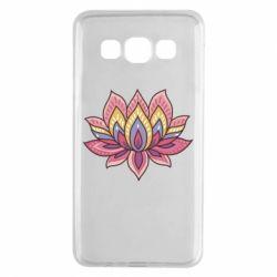 Чехол для Samsung A3 2015 Lotus - FatLine