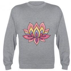 Реглан (свитшот) Lotus - FatLine