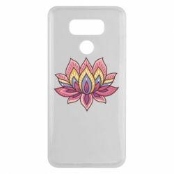 Чехол для LG G6 Lotus - FatLine