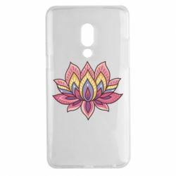 Чехол для Meizu 15 Plus Lotus - FatLine