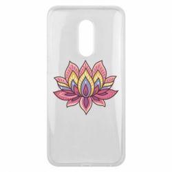 Чехол для Meizu 16 plus Lotus - FatLine