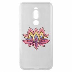 Чехол для Meizu Note 8 Lotus - FatLine