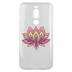 Чехол для Meizu X8 Lotus - FatLine