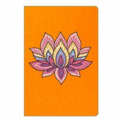 Блокнот А5 Lotus - FatLine