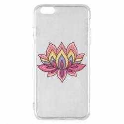 Чехол для iPhone 6 Plus/6S Plus Lotus - FatLine