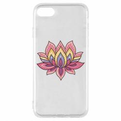 Чехол для iPhone 8 Lotus - FatLine
