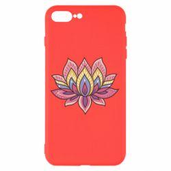 Чехол для iPhone 8 Plus Lotus - FatLine