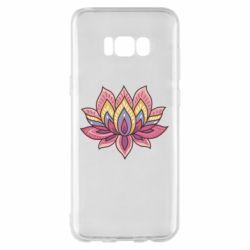 Чехол для Samsung S8+ Lotus - FatLine